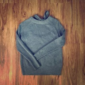 Banana Republic Cozy Cutout sweater